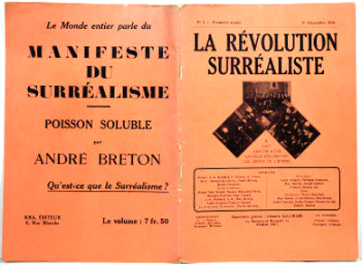 RevolutionSurrealiste_1924